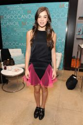 Hailee Steinfeld - Variety Studio Presented by Moroccanoil at Holt Renfrew at 2014 TIFF