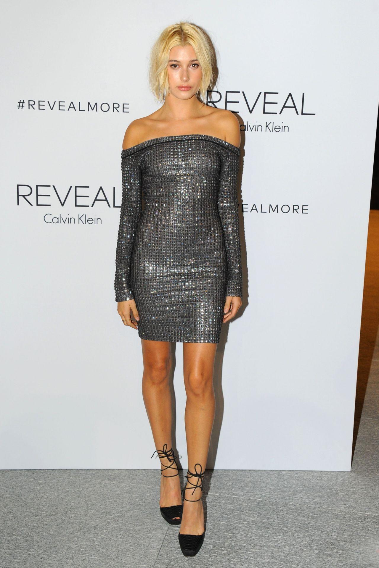 September 2014 Issue: REVEAL Calvin Klein Fragrance Launch In