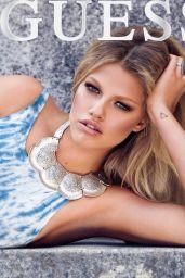 Hailey Clauson - Guess Magazine Spring/Summer 2014
