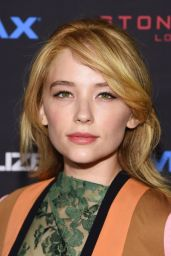Haley Bennett – 'The Equalizer' Premiere in New York City