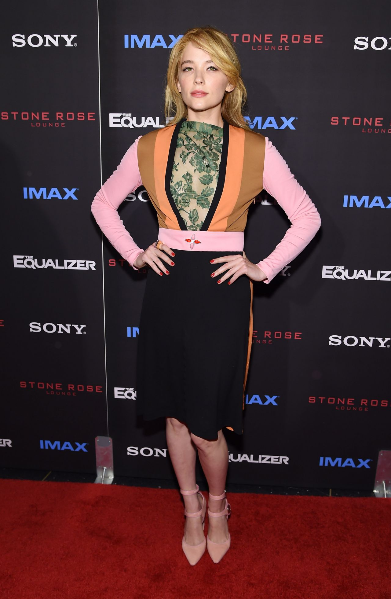 haley bennett � �the equalizer� premiere in new york city