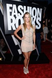 Hannah Ferguson – 2014 Fashion Rocks in New York City