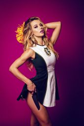 Hannah Ferguson - Galore Magazine September 12th, 2014 Issue