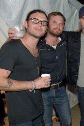 Hayden Panettiere at Music City Food & Wine in Nashville - September 2014
