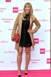 Hayley McQueen - Fearne Cotton for Very.co.uk Photocall And Fashion Show in London - Sept. 2014