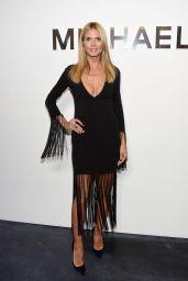 Heidi Klum - Michael Kors Spring 2015 Fashion Show in New York City