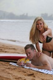 Heidi Montag Bikini Candids - on Hawaiian Vacation - August 2014