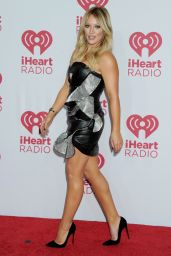 Hilary Duff  – 2014 iHeartRadio Music Festival in Las Vegas