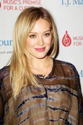 Hilary Duff - 2014 T.J. Martell Foundation