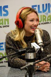 Hilary Duff at