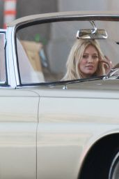 Hilary Duff Hot - Filming Music Video for