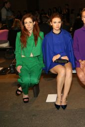 Holland Roden – ICB Fashion Show in New York City – Sep 2014