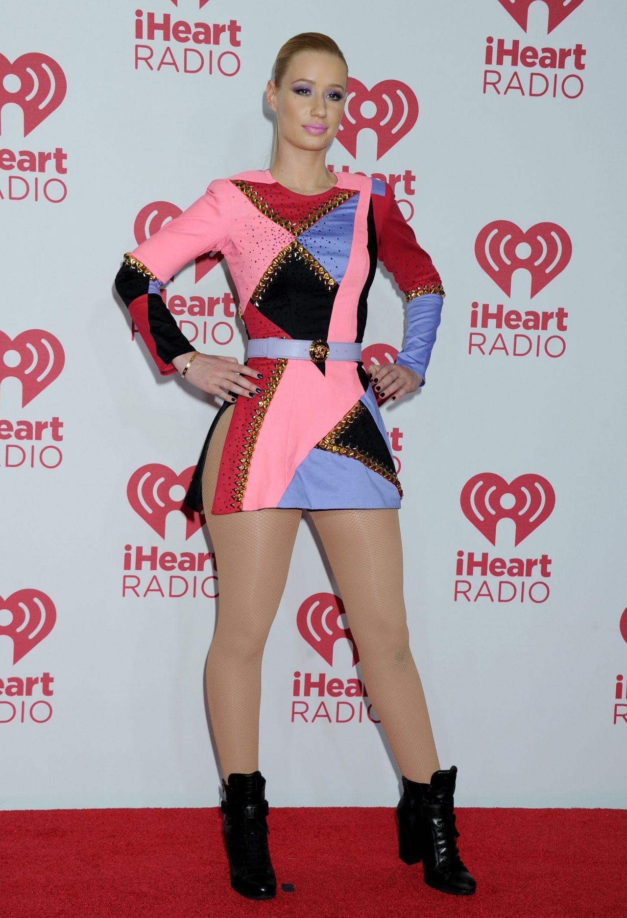 Iggy Azalea - iHeartRadio Music Festival Night 2 in Las Vegas