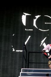 Iggy Azalea Performs at 2014 iHeartRadio Music Festival in Las Vegas