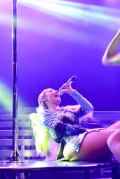 Iggy Azalea Performs at The 02 Shepherd
