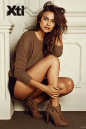 Irina Shayk - Xti Autumn/Winter 2014/2015