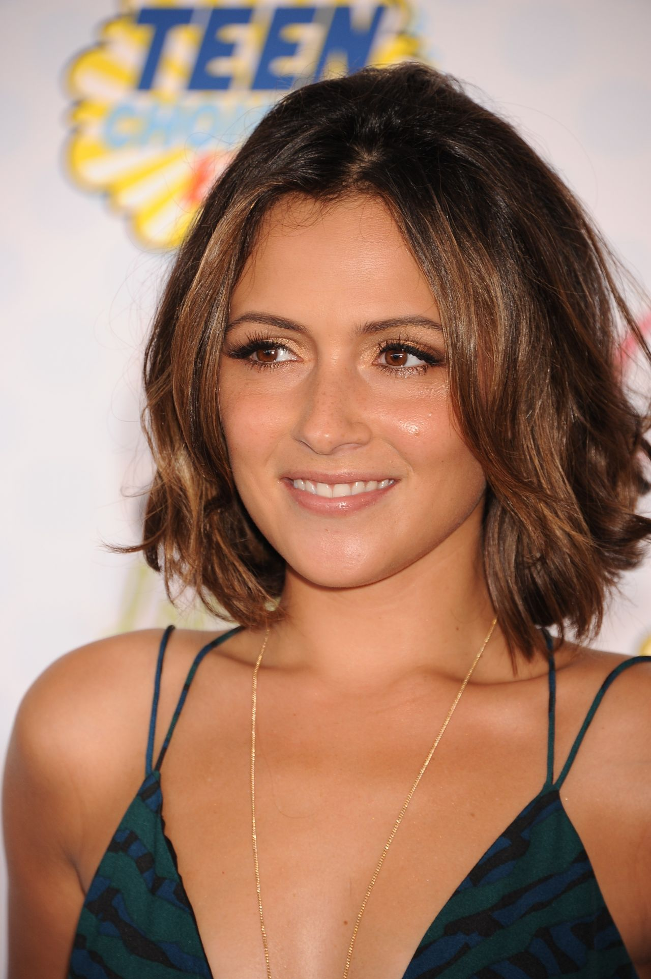 Italia Ricci Teen Choice Awards 2014 In Los Angeles