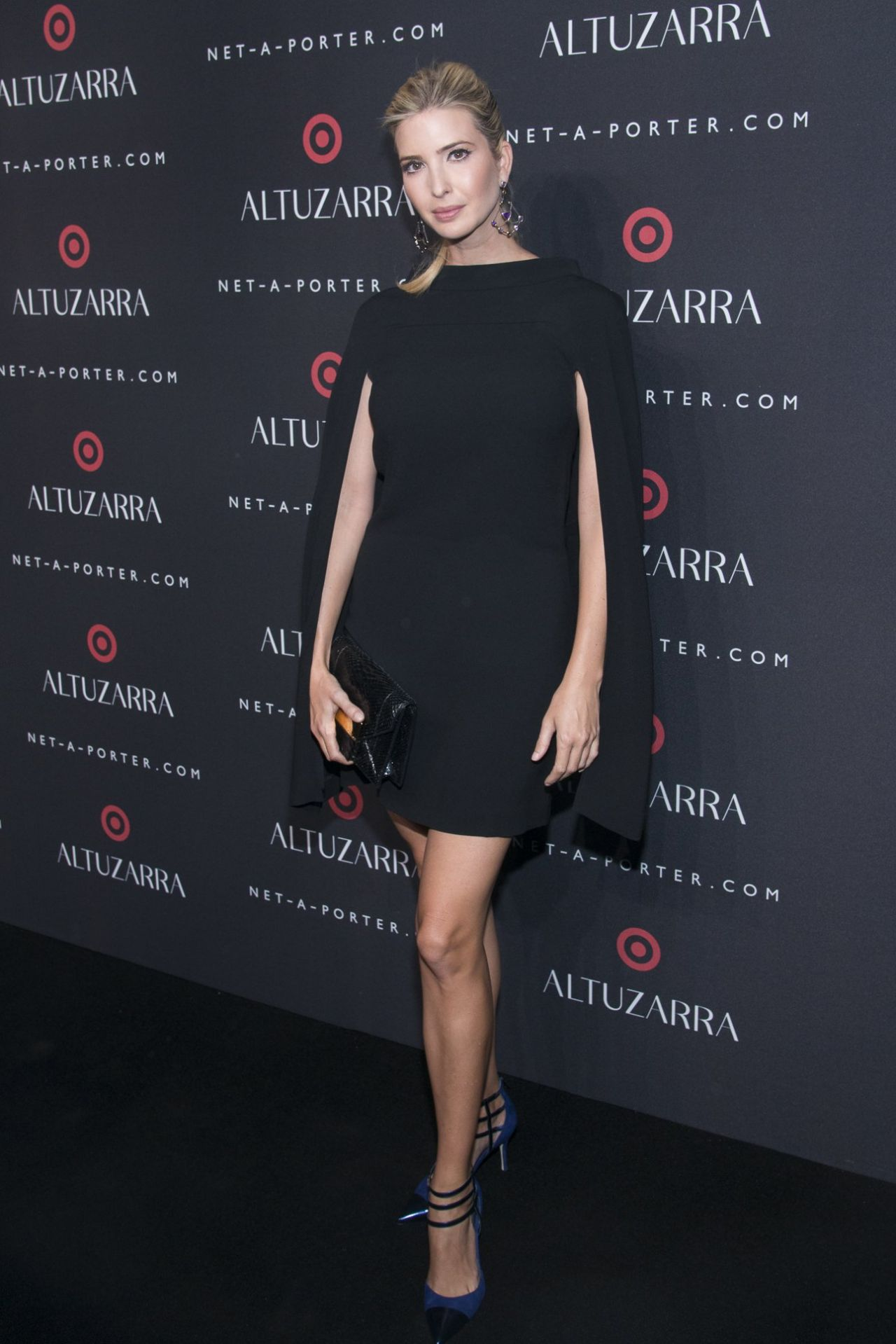 Ivanka Trump - Altuzarra For Target Launch event in New York City