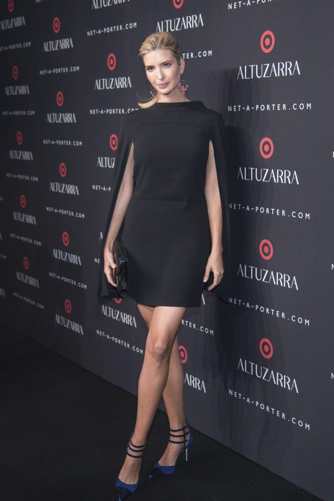 Ivanka Trump Altuzarra For Target Launch Event In New