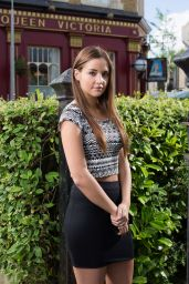 Jacqueline Jossa - Photoshoot for EastEnders (2014)