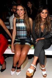 Jacquie Lee - Marissa Webb Fashion Show in NYC - September 4, 2014