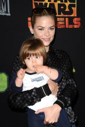Jaime King – 'Star Wars Rebels' Special Screening in Century City