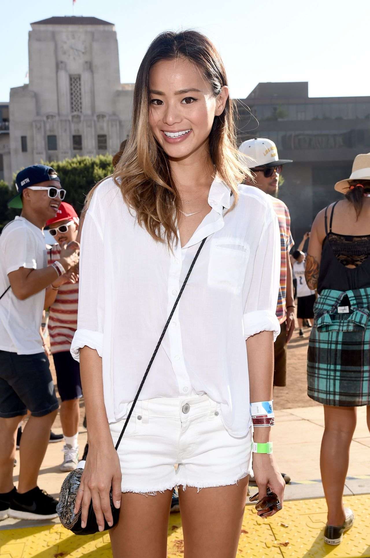 Jamie Chung – 2014 Budweiser Made In America Festival Day 2