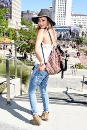 Jamie Chung - 2014 Budweiser Made In America Festival in Los Angeles