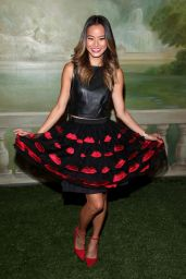 Jamie Chung – Alice + Olivia Fashion Show in New york City – September 2014