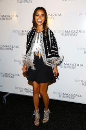 Jamie Chung - BCBGMAXAZRIA Fashion Show in New York City - September 2014