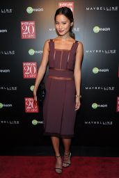 Jamie Chung – InStyle Hosts 20th Anniversary Party – September 2014
