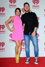 Janel Parrish - 2014 iHeartRadio Music Festival in Las Vegas