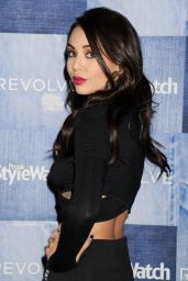 Janel Parrish – People StyleWatch 2014 Denim Party in Los Angeles