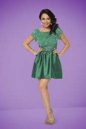 Janel Parrish Promoshoot – Dancing With the Stars Season 19