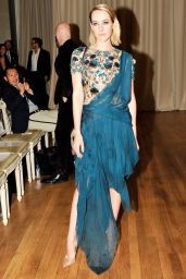 Jena Malone - Marchesa Show at London Fashion Week Spring Summer 2015