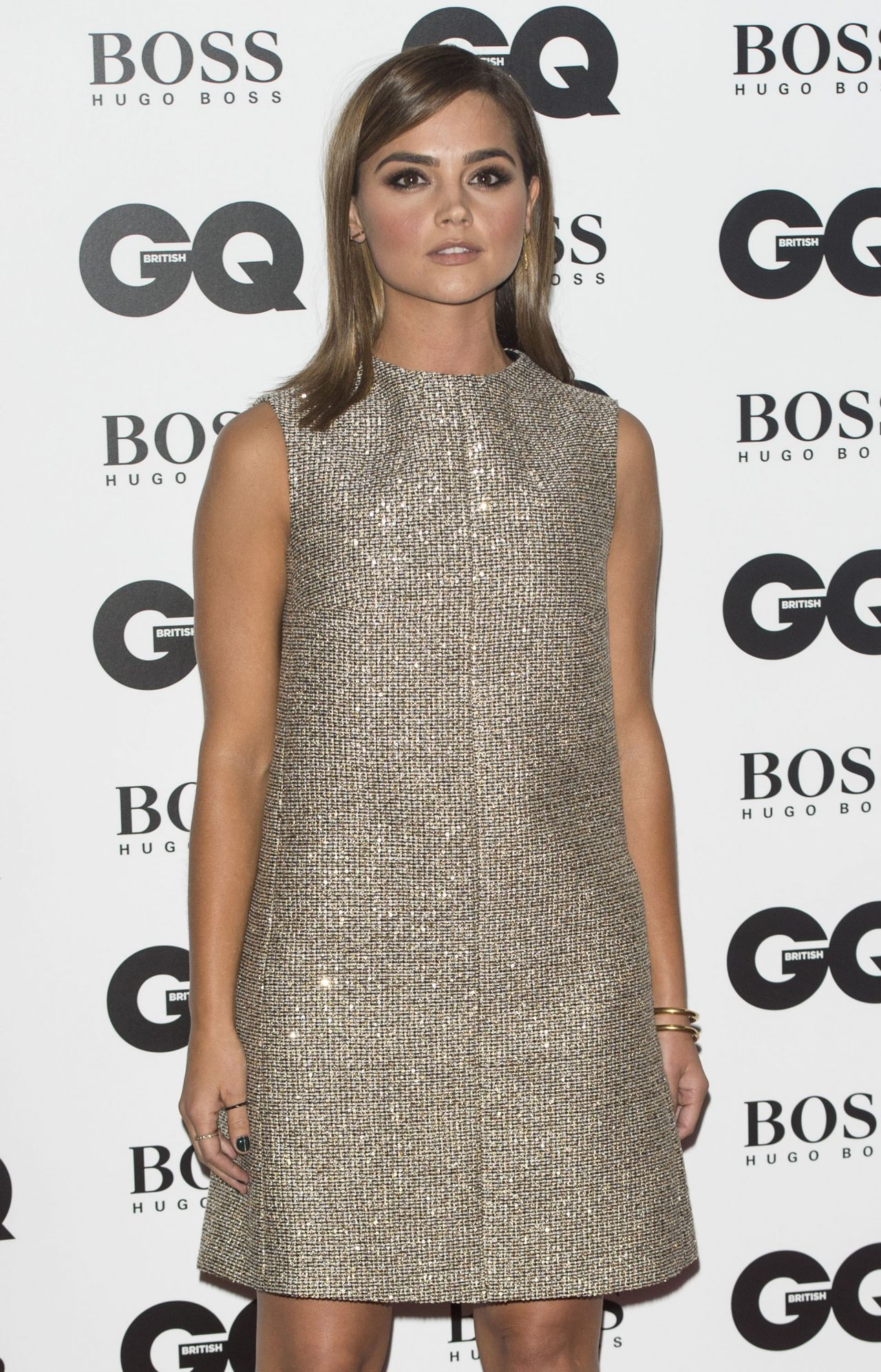 Jenna Coleman – GQ Men of the Year Awards 2014 in London