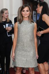 Jenna Coleman - GQ Men of the Year Awards 2014 in London