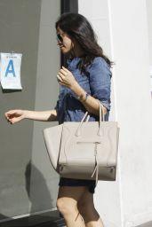 Jenna Dewan Tatum Street Style - Out in Los Angeles - September 2014