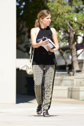 Jennette McCurdy - Out in Los Angeles - September 2014