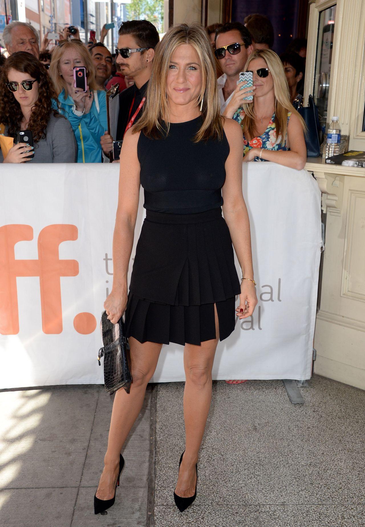 Jennifer Aniston Cake Premiere 2014 Tiff