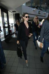 Jennifer Garner at LAX Airport - September 2014