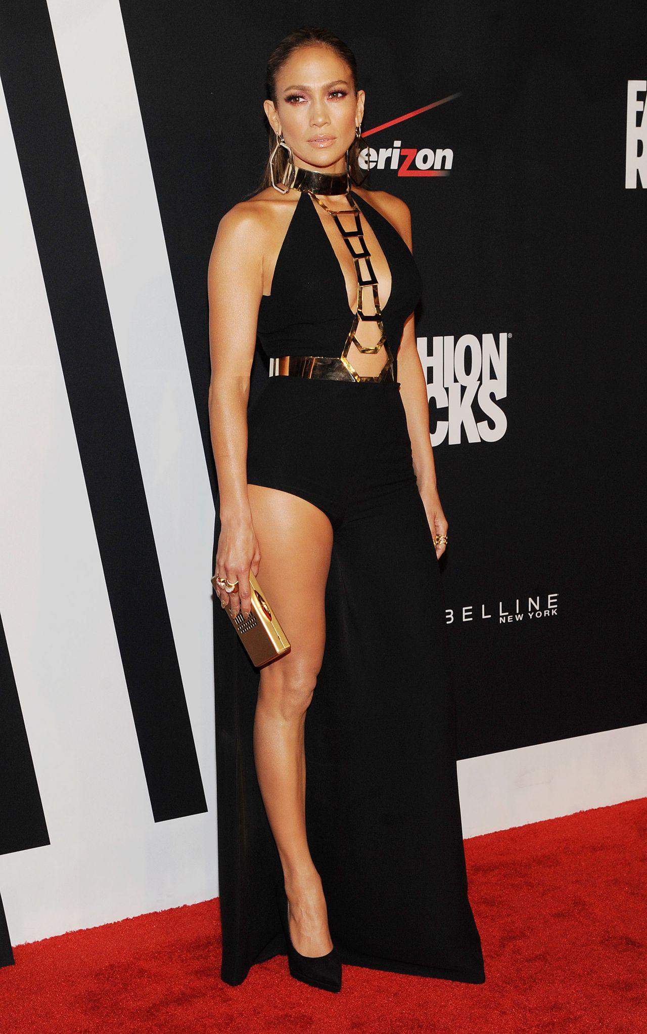 Jennifer Lopez - 2014 Fashion Rocks in New York City