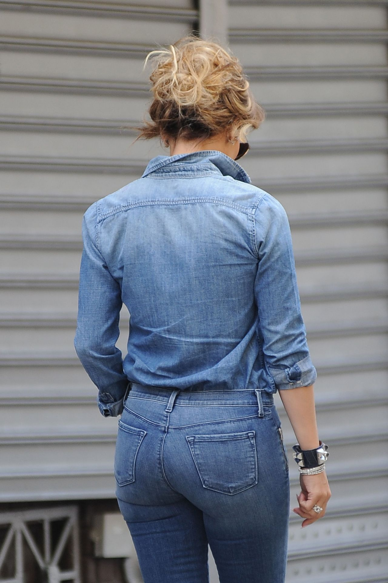 Ass in jeans videos