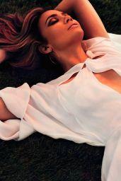 Jennifer Lopez - Photoshoot for ELLE Magazine (UK) October 2014