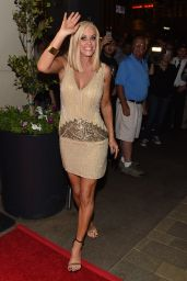 Jenny McCarthy - Promoting Her