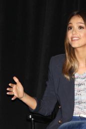 Jessica Alba - Participating on