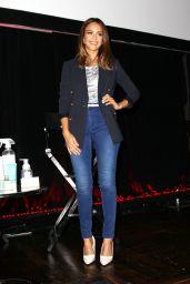 Jessica Alba - Participating on