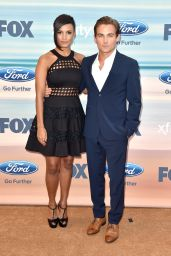 Jessica Lucas – 2014 FOX Fall Eco-Casino Party in Santa Monica