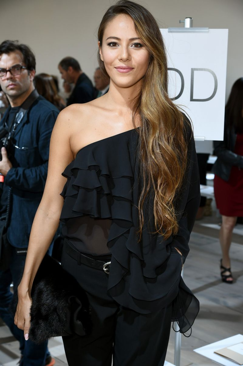 Jessica Michibata - Michael Kors Fashion Show in New York City – September 2014