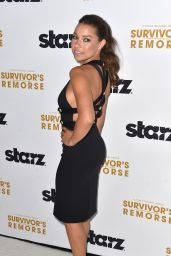 Jessica Parker Kennedy on Red Carpet -